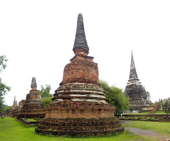 Wat Phra Sri San Phet 06