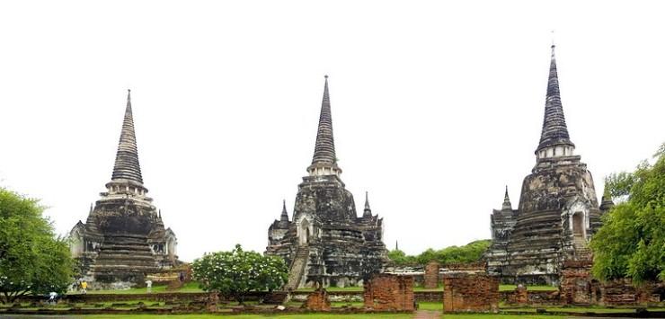 Wat Phra Sri San Phet 07