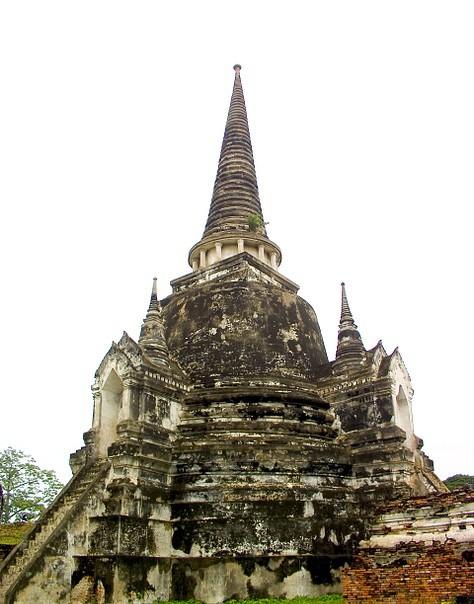 Wat Phra Sri San Phet 08