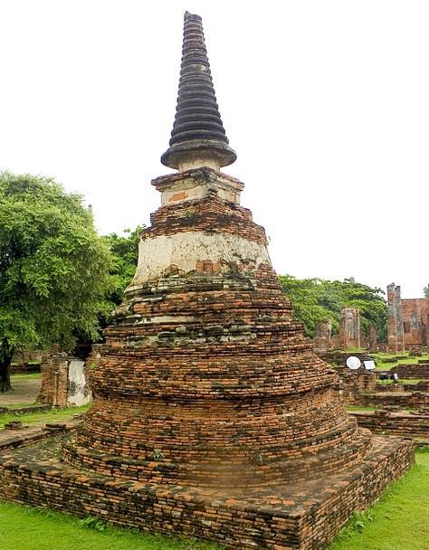Wat Phra Sri San Phet 10
