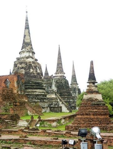 Wat Phra Sri San Phet 12