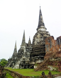 Wat Phra Sri San Phet 14