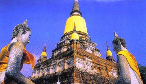Wat Yai Chai Mongkol 01