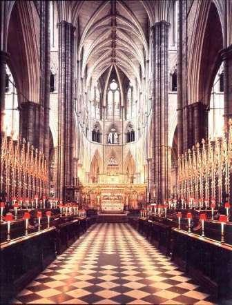 Westminster Abbey 15 (koor)