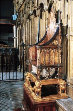 Westminster Abbey 23 (Coronation Chair)