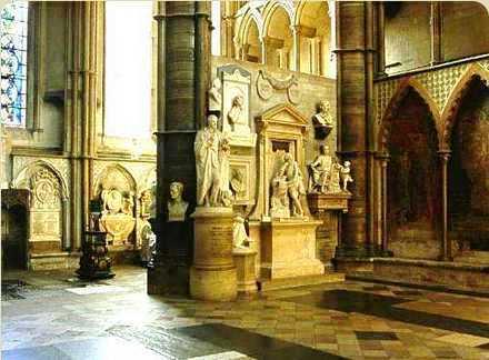 Westminster Abbey 24 (Poet's Corner))
