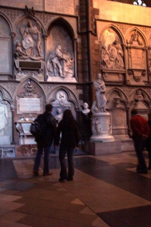 Westminster Abbey 25 (Poet's Corner)