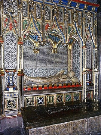 Westminster Abbey 28 (tombe van Edward the Confessor)
