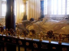 Westminster Abbey 29 (tombe van Elisabeth I)