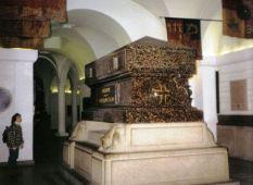 Westminster Abbey 37 (tombe van Arthur Wellington)