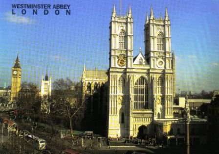 Westminster Abbey 5