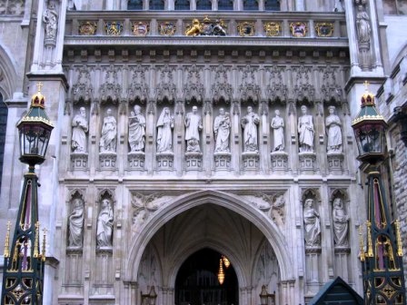 Westminster Abbey 8