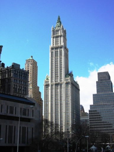 Woolworth Building 01