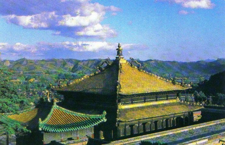 Zomerpaleis 02 (Xu Mi Fu Shou-tempel)