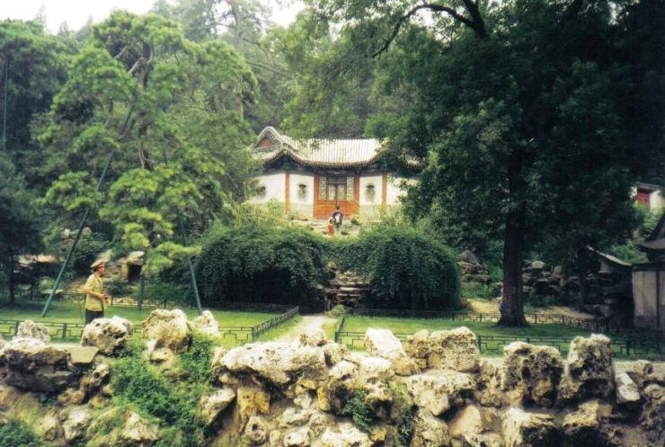 Zomerpaleis 09 (Hal ven de Weldaad in de Tuin van de Gecultiveerde Harmonie)