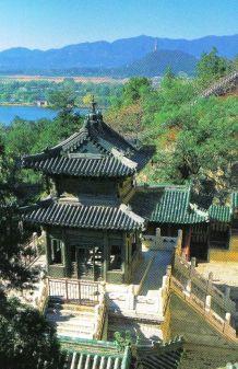 Zomerpaleis 11 (Baoyunge, het Paviljoen van de Dierbare Wolk)