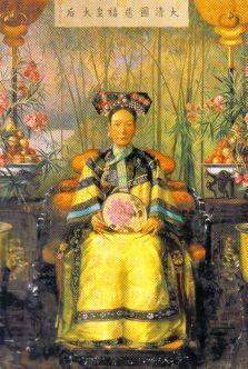 Zomerpaleis 13 (portret van keizerin Cixi)