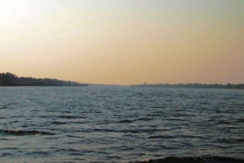 Boottocht op Zambezi (1)