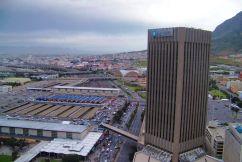 Kaapstad 04 (zicht vanuit hotel)