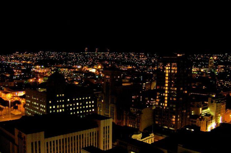 Kaapstad 05 (zicht vanuit hotel)