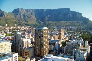 Kaapstad 14 (zicht vanuit hotelkamer)