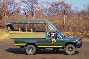 Kruger NP 74 (4x4)