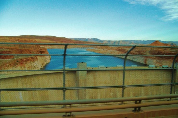 Lake Powell 12 (Canyon Dam)