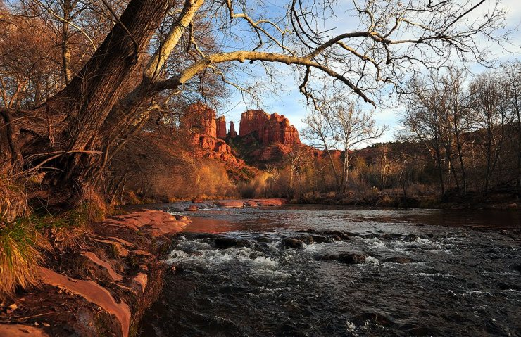 Oak Creek Canyon 37