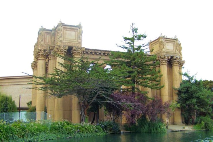 Palace of Fine Arts 04