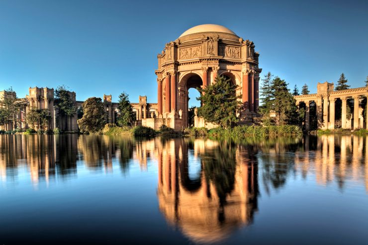 Palace of Fine Arts 14
