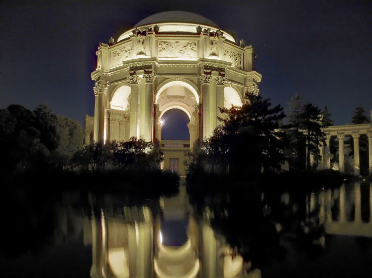 Palace of Fine Arts 15