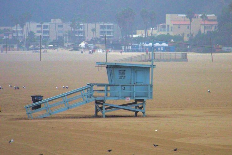 Santa Monica Beach (7)