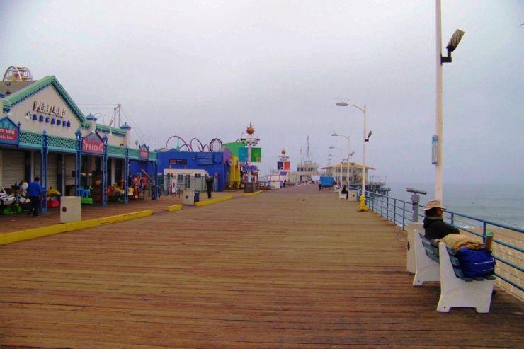Santa Monica Pier 1