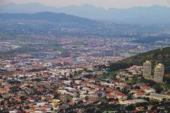 Tafelberg 03 (zicht op Kaapstad)