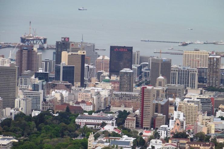 Tafelberg 04 (zicht op Kaapstad)