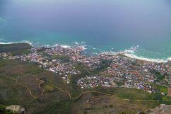 Tafelberg 08 (zicht op Kaapstad)