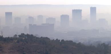 Union Buildings 13 (zicht op Johannesburg)