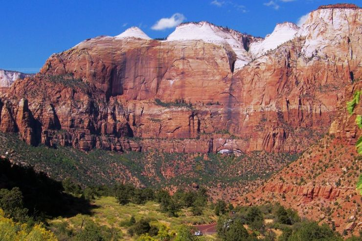 Zion NP 35