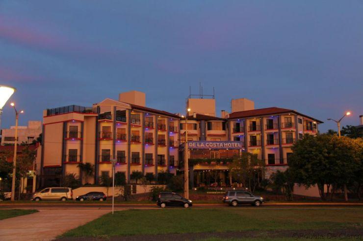 Het hotel in Encarnacion