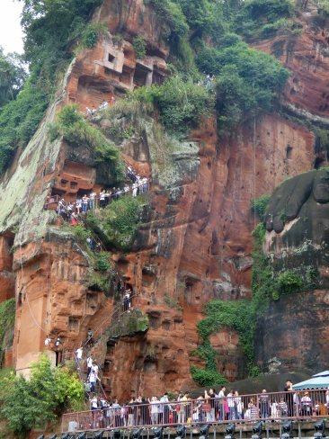Leshan Giant Buddha (6)