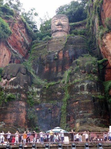 Leshan Giant Buddha (9)